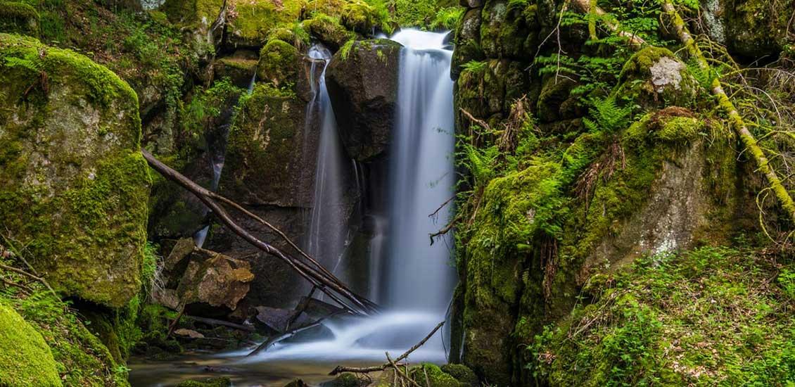Höllbachwasserfälle Görwihl