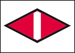 Wegzeichen Mittelweg