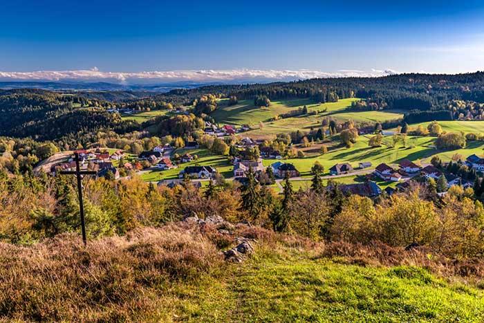 Tourist-Info Dachsberg