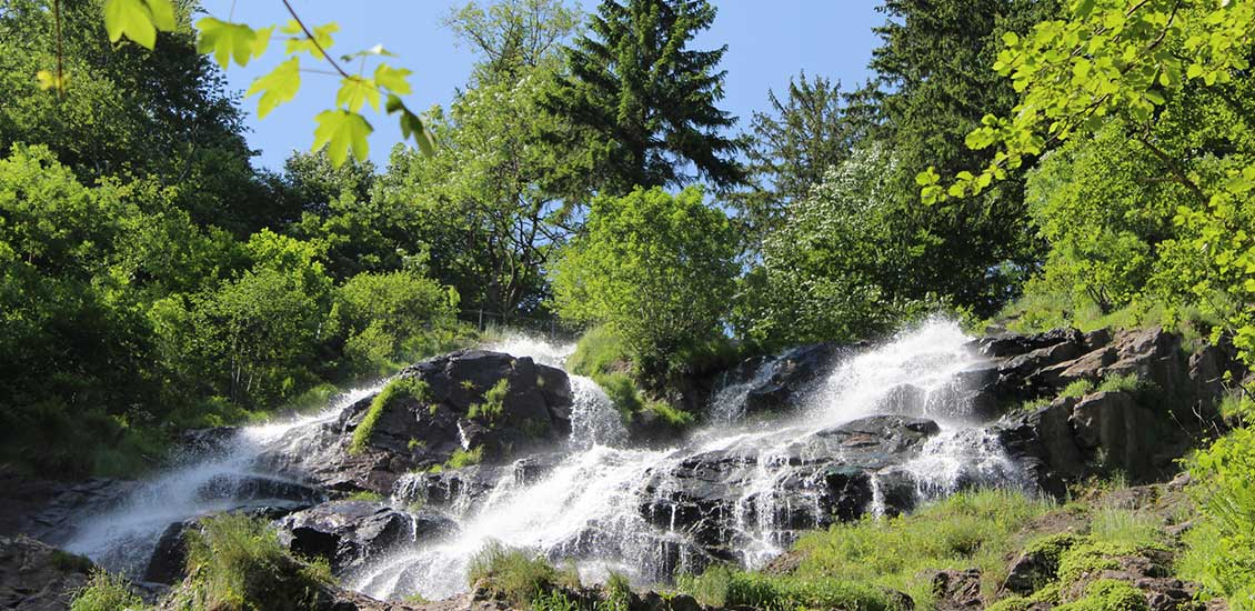 Wasserfallsteig Todtnauer Wasserfall_c_Hochschwarzwald Tourismus