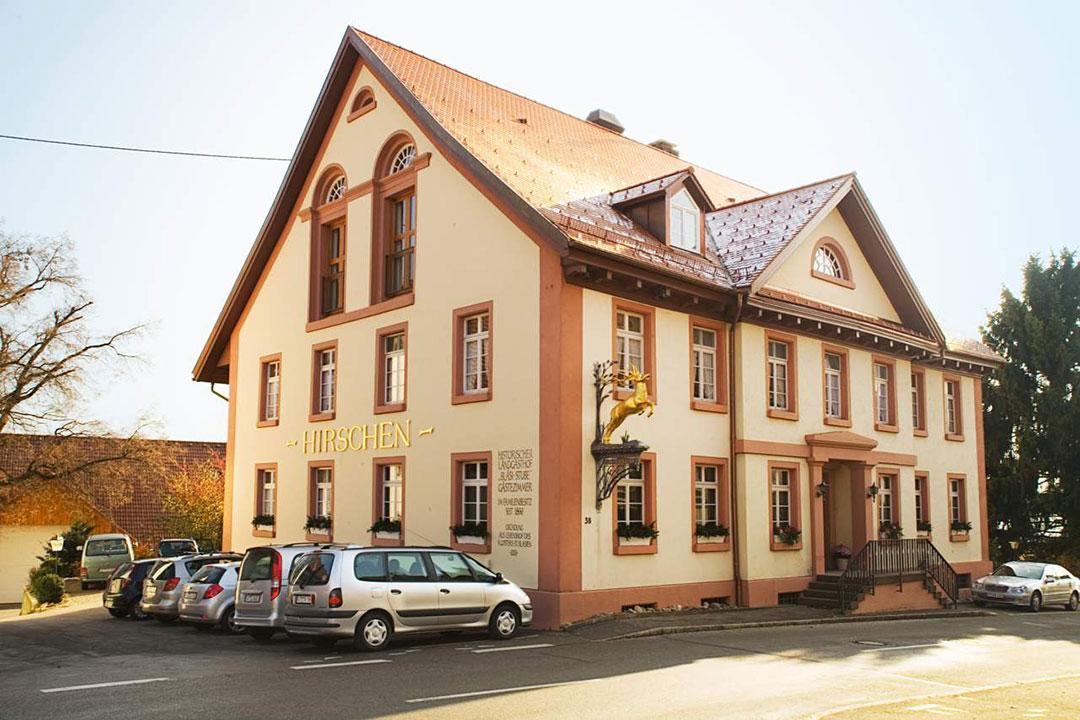 Landgasthof Hirschen Albbruck-Birndorf