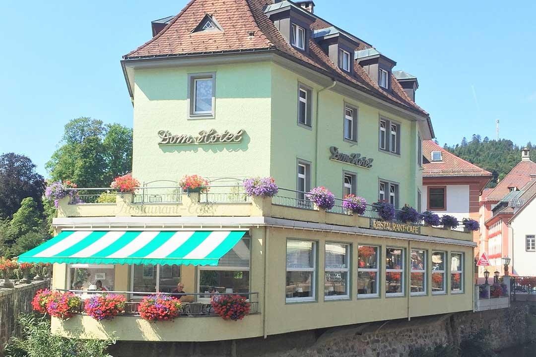 Dom Hotel St-Blasien