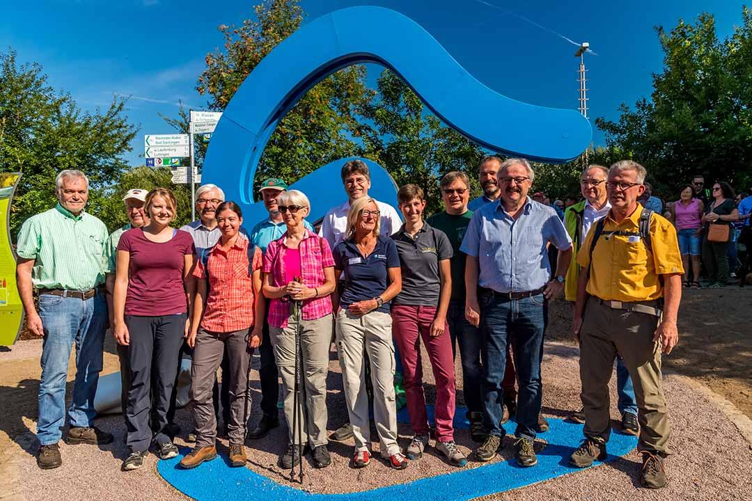 Albsteig Schwarzwald - Eröffnung