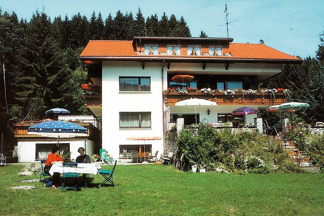 Gästehaus Fromm - St. Blasien