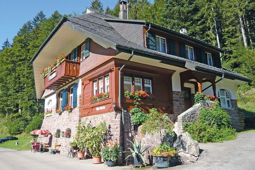 Pension Alte Gerbe