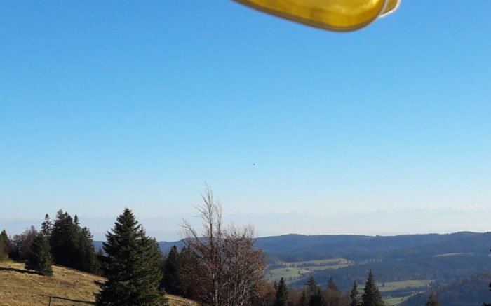 Trekking am Albsteig