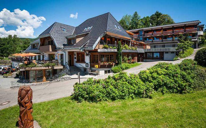 Hotel-Restaurant Albtalblick Bild