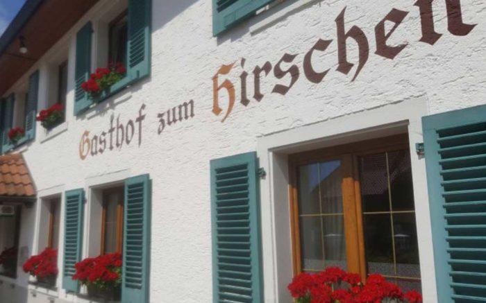 Gasthof zum Hirschen - Strittmatt