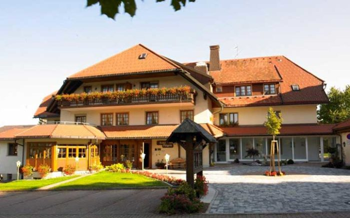 Hotel-Restaurant Nägele Bild